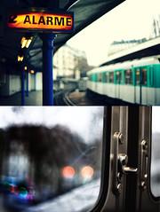 Metro (DanLai.hk) Tags: paris france french nikon  carlzeiss zf   primelens  d700