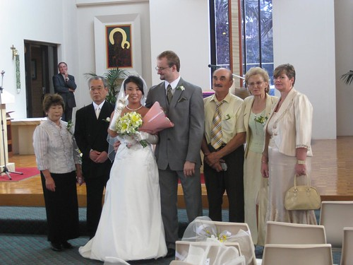Radek and Mayu's Wedding