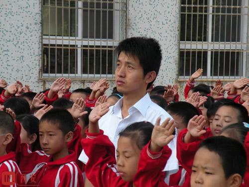 发哥和他的学生