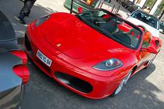 Ferrari F430 Spyder - Ferrari F430 (navnetsio) Tags: auto red paris car fruit grey mercedes benz george cd may sunny ferrari spot du spyder exotic v le f mercedesbenz 55 avenue 2008 rood cabrio paradis parijs amg exotics f430 grijs cls combo roadster 430 cabriolet rode diplomat wagen cls55 gespot informatief diplomaat autospots autogepot autoinformatief