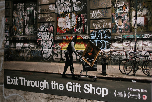 Exit Through the Gift Shop: The Review | Crossdrilled