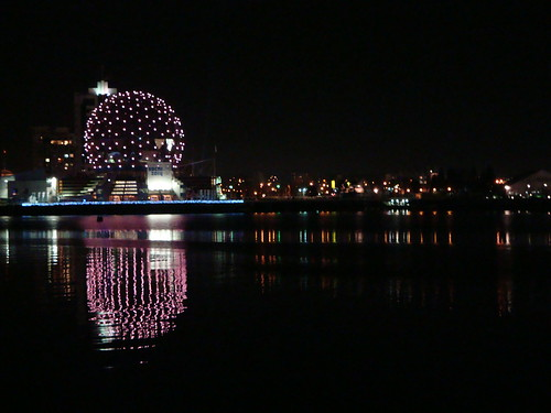 Science World/Sochi World - False Creek