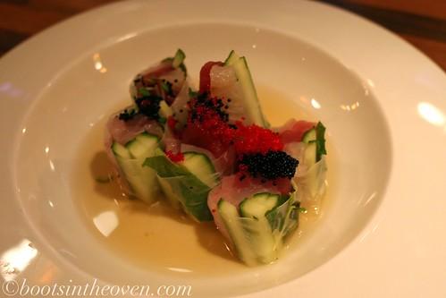 Super Spring Sashimi