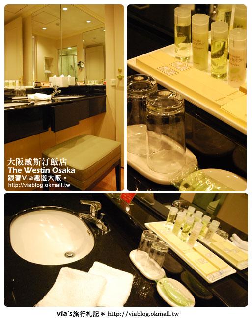 【via關西冬遊記】大阪住宿推薦~The Westin Osake大阪威斯汀飯店27