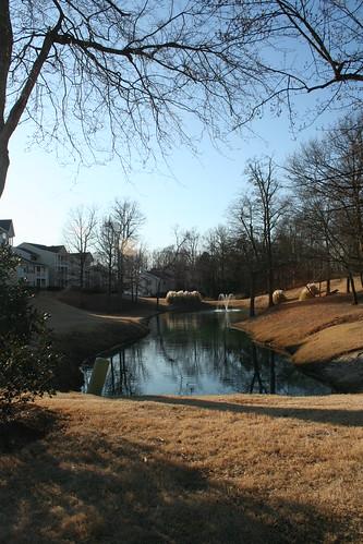 Enclave Pond
