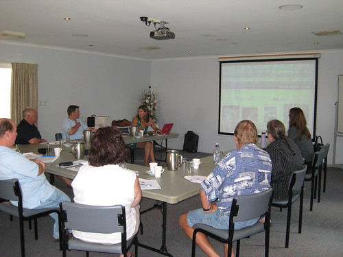 Emerald Internet marketing workshop for Tourism