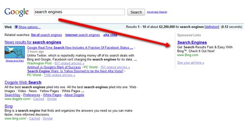 Bing Ads On Google