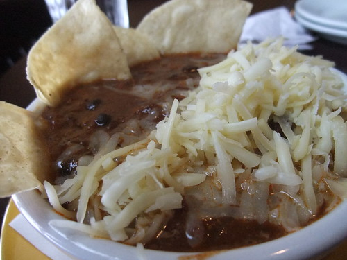 Bowl of Chili from The Lost Shepherd Tavern (Powell, OH)