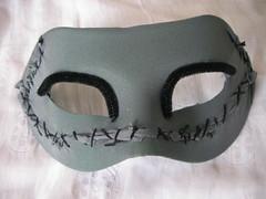Máscara masculina