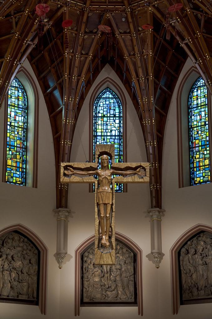Resurrection Crucifix