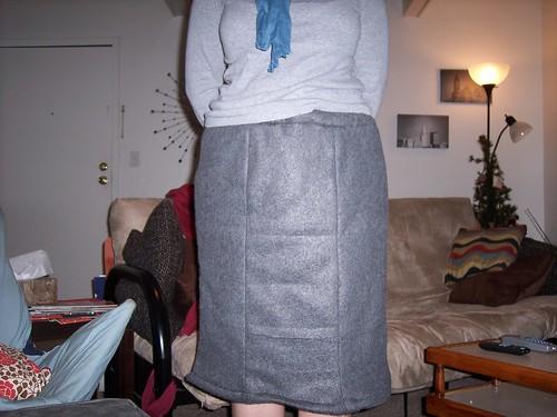 Garbo Skirt 1