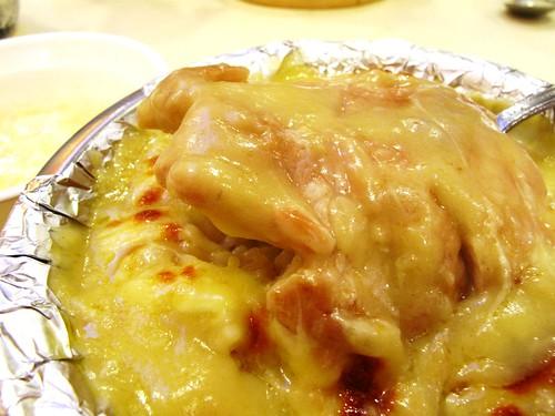 IMG_7619  猪肉芝士焗饭