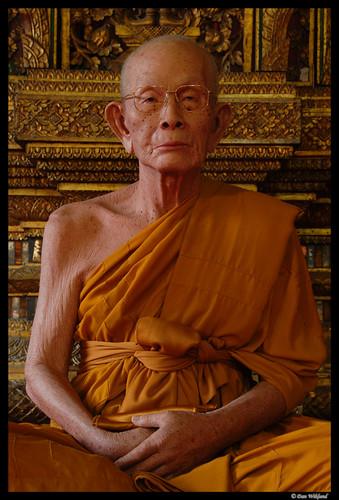 Master of meditation
