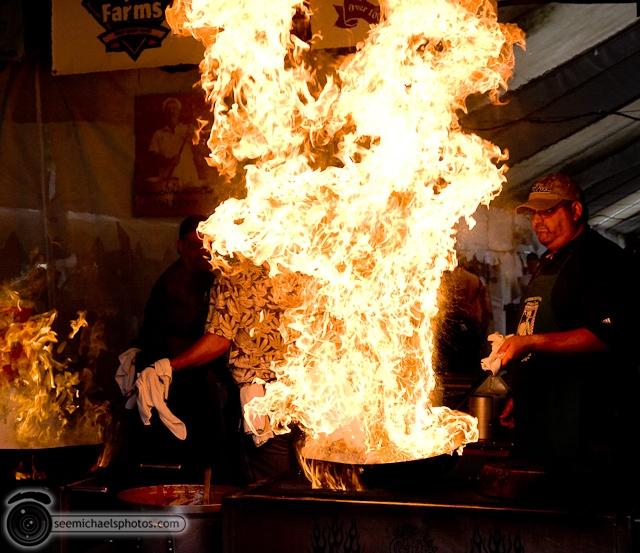12 Gilroy Garlic Festival 72409 © Michael Klayman-008