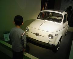 トヨタ博物館マンガとクルマ展:チン%/$OGr