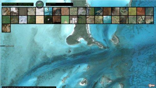 Fondos naturales desde Google Earth para tus presentaciones