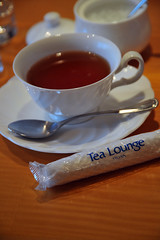 Tokyo 2009 - 銀座 - 伊東屋Tea Lounge (1)