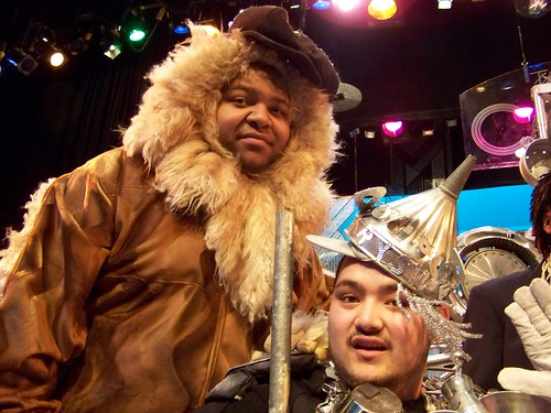 """The Wiz"" at Contra Costa College"