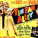 Alice Faye, Betty Grable, John Payne and Jack Oakie