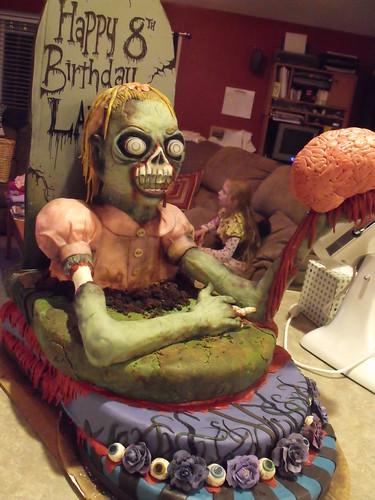 zombie cake complete 7