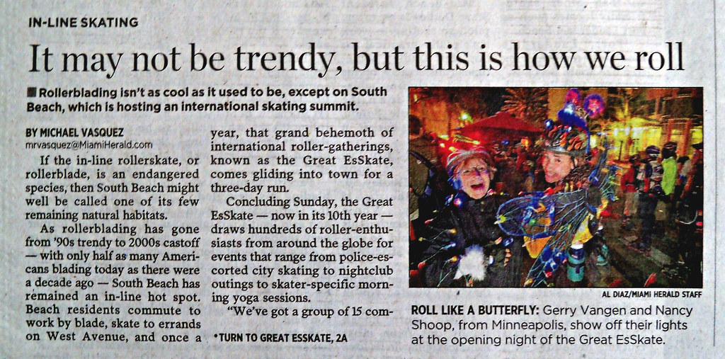 Miami Herald  2/20/10