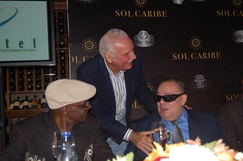 Cuco, Jorge Taveras y El Cieguito