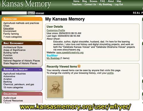 My Kansas Memory - Kansas Memory