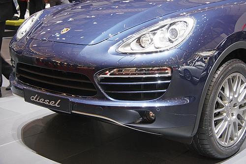 Porsche Cayenne4