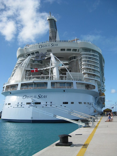Oasis of the Seas by Cindy Cousins