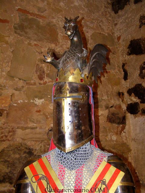 Armadura VII - Martí I - Toma II