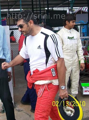 mrf race 108