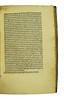 Manuscript annotations, capital strokes, paragraph marks and underlining in Ludolphus Suchensis: Iter ad Terram Sanctam
