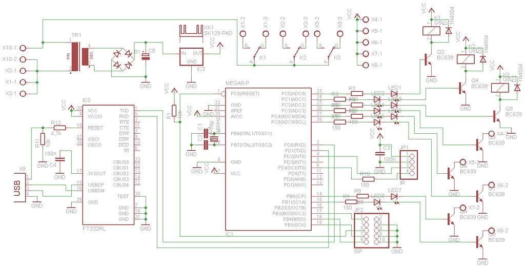 ir schematic