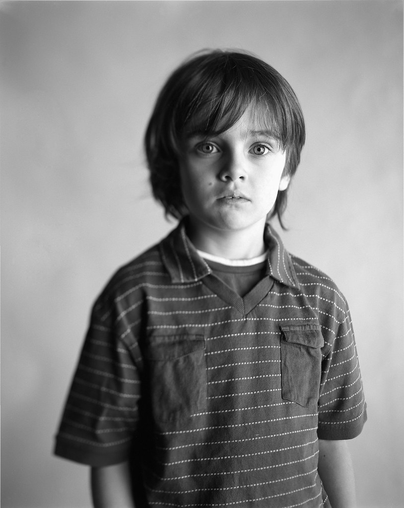 Large Format Ben Portrait 1