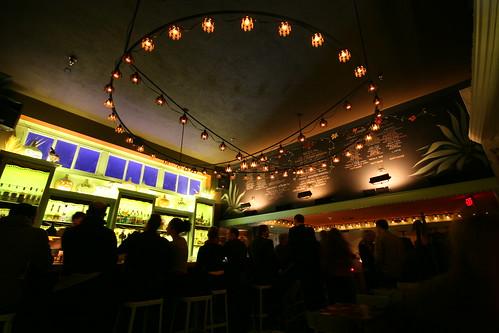 Las Perlas, mezcal & tequila bar, downtown L.A.