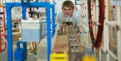 Argonne's Rube Goldberg Machine Contest 2010