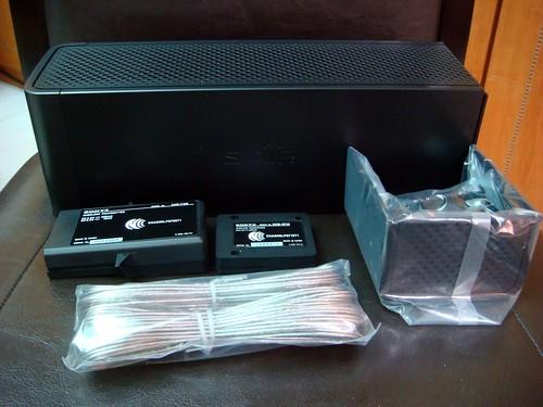WAHT-SA1 無線傳輸套件