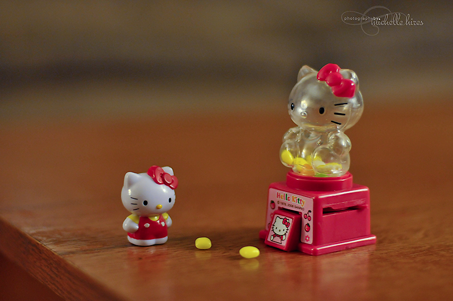 Hello Kitty - 73/365 Photo