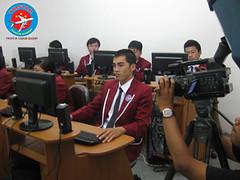 Sekolah Pariwisata - Tristar  Tourism Academy - Lab komputer by Akademi Pariwisata - Tristar Tourism Academy