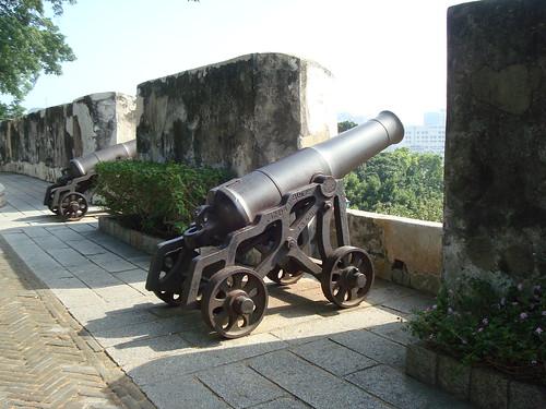 Mount Fortress - Macau,澳门