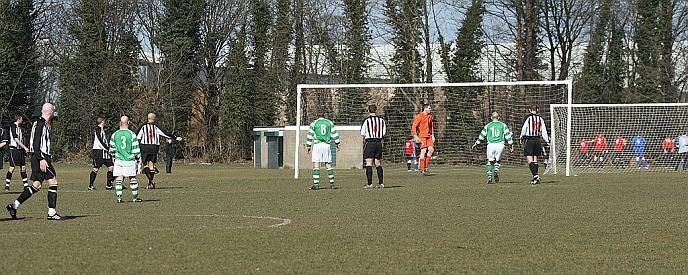 Mike McGraa Goal