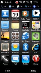 Pseudo-iPhone