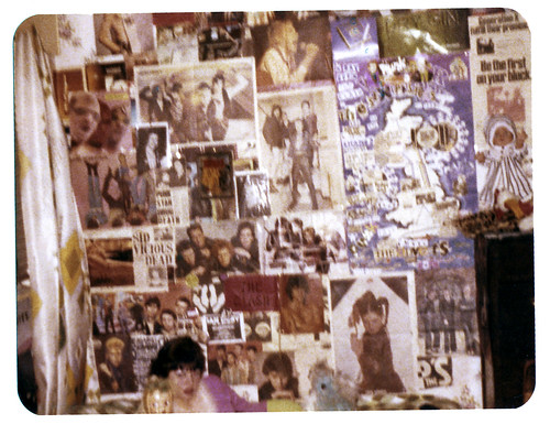 Teenage Bedroom 1980