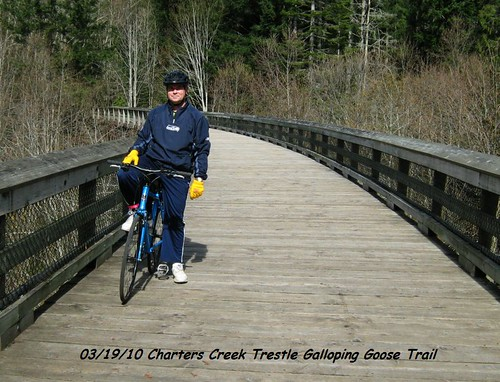 Charters Trestle Galloping Goose Trail