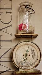vintage love (Kim Klassen) Tags: old scale vintage antique layers textured kimklassentexturecollection