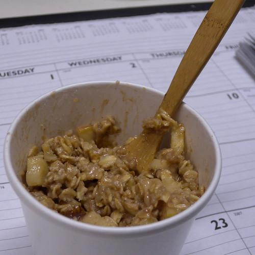 Oatmeal #3