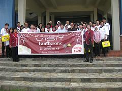 Factory Visit Landkrone - Tristar Tourism Academy by Akademi Pariwisata - Tristar Tourism Academy
