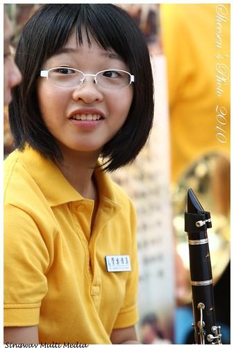 管樂雅集台南孔廟精彩演出-2010楊老大生日快樂