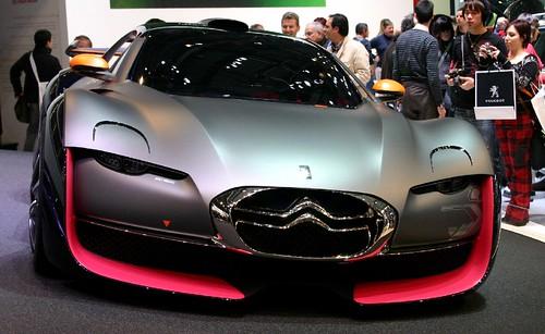 Citroën Survolt sport