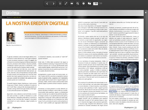 Blogmagazine - Marzo 2010